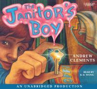 Cover image for The janitor's boy