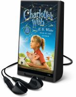 Cover image for Charlotte's web [Playaway]