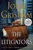 Cover image for The litigators