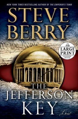 Cover image for The Jefferson key. bk. 7 a novel : Cotton Malone series