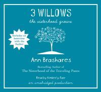 Imagen de portada para 3 willows the sisterhood grows