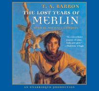 Imagen de portada para The lost years of Merlin. bk. 1