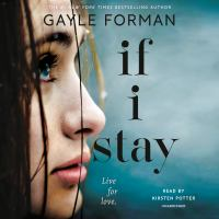 Cover image for If I stay [eAudiobook]