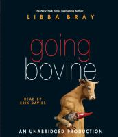 Cover image for Going bovine