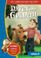 Cover image for Davey and Goliath. Volume 08 [videorecording DVD]