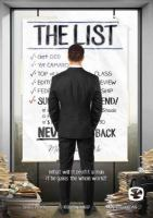 Cover image for The list [videorecording DVD] : what will it profit a man if he gains the whole world?