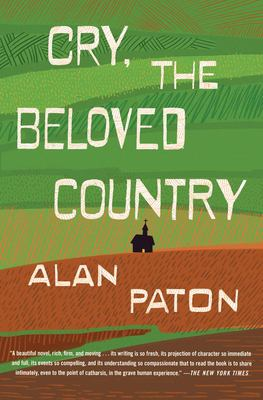 Cover image for Cry, the beloved country