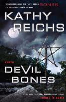 Cover image for Devil bones. bk. 11 : Temperance Brennan series