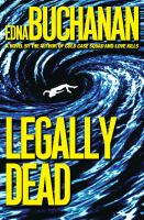Cover image for Legally dead