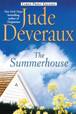 Cover image for The summerhouse. bk. 1 [large print] : Summerhouse series