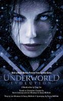 Cover image for Underworld evolution