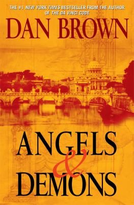 Cover image for Angels & demons [large print]