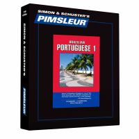Imagen de portada para Portuguese I (Brazilian)