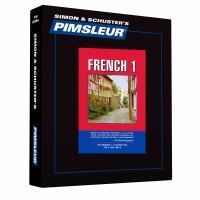 Cover image for French I [sound recording CD] : Pimsleur language programs.