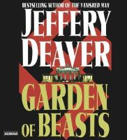 Cover image for Garden of beasts