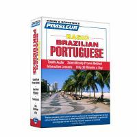 Cover image for Basic Brazilian Portuguese