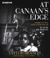 Cover image for At Canaan's edge [America in the King years, 1965-68]