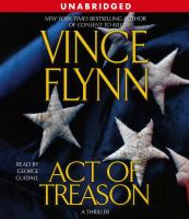Cover image for Act of treason. bk. 7 Mitch Rapp series
