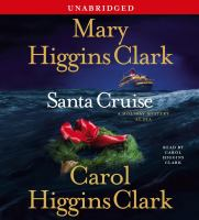 Cover image for Santa cruise [a holiday mystery at sea]