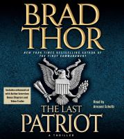 Cover image for The last patriot. bk. 7 : a thriller Scot Harvath series
