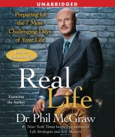 Cover image for Real life preparing for the 7 most challenging days of your life