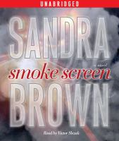 Cover image for Smoke screen a novel