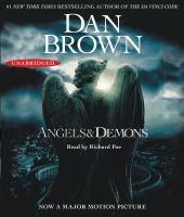 Cover image for Angels & demons. bk. 1 Robert Langdon series
