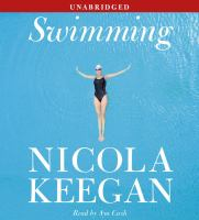 Cover image for Swimming [sound recording CD] : a novel