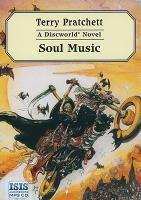 Cover image for Soul music. bk. 16 Discworld series
