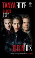 Cover image for Blood debt