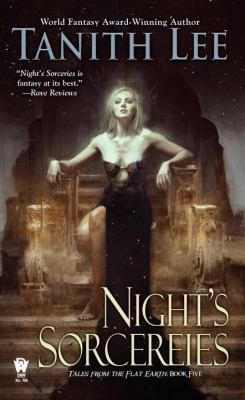 Cover image for Night's sorceries. bk. 5 : Tales from the flat Earth series