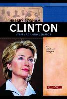 Imagen de portada para Hillary Rodham Clinton : first lady and senator