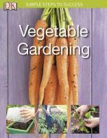 Cover image for Vegetable gardening