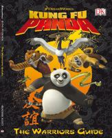 Cover image for Kung fu panda : the warrior's guide