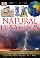 Cover image for Natural disasters [videorecording DVD]