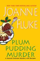 Cover image for Plum pudding murder. bk. 12 : Hannah Swensen series