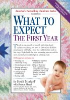 Cover image for What to expect the first year