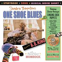 Cover image for One shoe blues, starring B.B. King