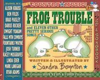 Imagen de portada para Frog trouble : deluxe songbook