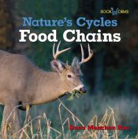 Cover image for Food chains