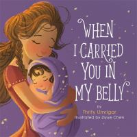 Cover image for When I carried you in my belly