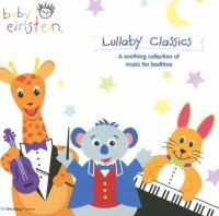Cover image for Baby Einstein. Lullaby classics