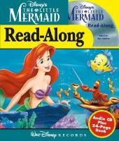 Cover image for Disney's The little mermaid read-along