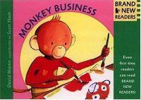 Imagen de portada para Monkey business