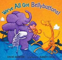 Cover image for We've all got bellybuttons!