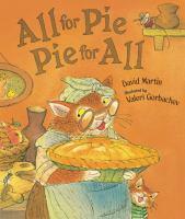 Imagen de portada para All for pie, pie for all