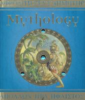 Cover image for Mythology : the gods, heroes, and monsters of ancient Greece