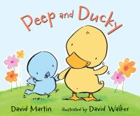 Cover image for Peep and Ducky