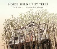 Cover image for House held up by trees