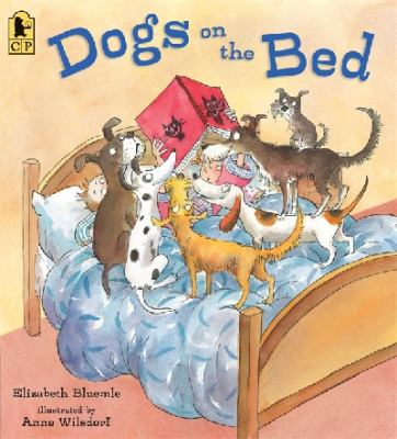 Cover image for Dogs on the bed